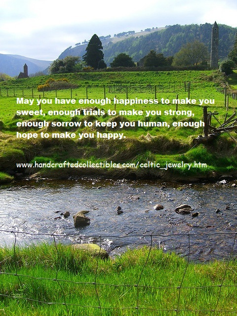 Irish Quotes Blessings And Sayings Troy C Wagstaff Aka