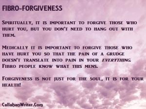 Fibro Forgiveness