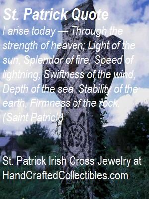 Irish Saint Patrick Quotes | Troy C. Wagstaff aka ...