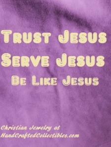 Trust Jesus Meme