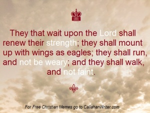 Wings As Eagles