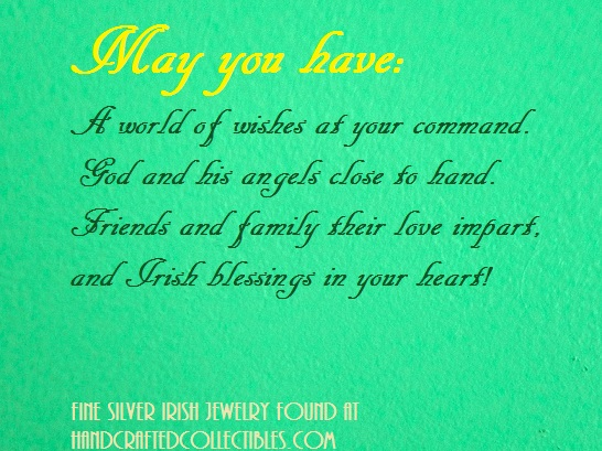 Irish Quotes Blessings And Sayings Troy C Wagstaff Aka Awesome Irish Proverbs About Love