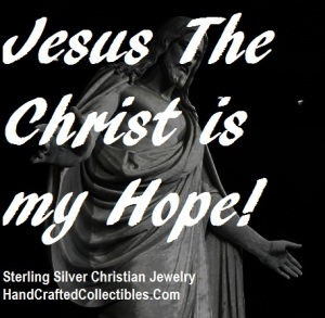 Jesus Is My Hope
