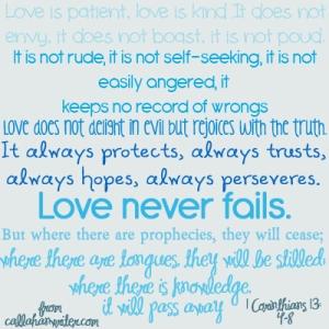 Christ-Like Love
