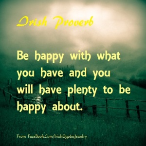 be_happy_with_what_u_have_proverb