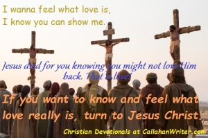 know_what_love_is