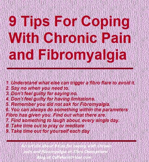 how to help fibromyalgia pain