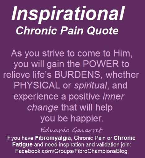 Chronic Pain Quotes Custom Inspirational Quotes To Validate Those With Fibromyalgia  Fibro